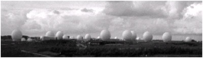Menwith Hill spy base